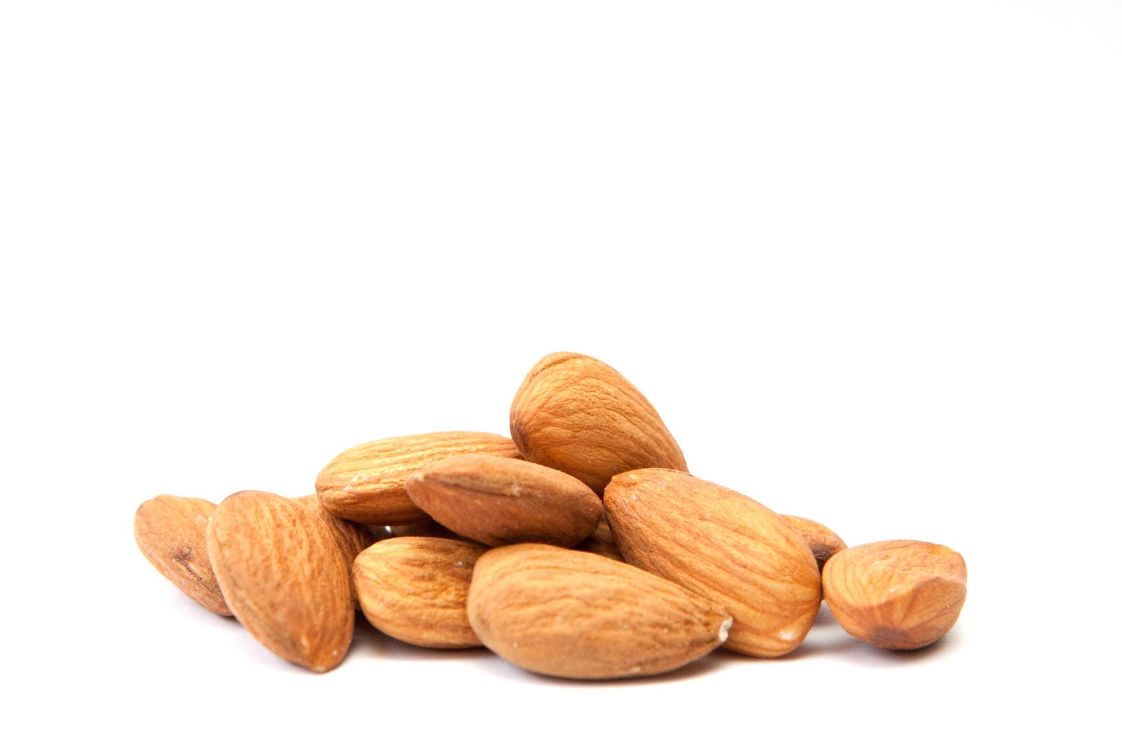 Kick Osteoporosis in the Butt: Non-Dairy Calcium-Rich Food Almonds