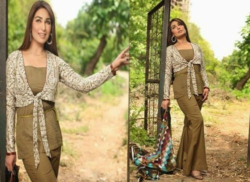 Reeva Designer Embroidered 2014