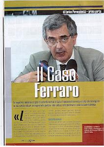 IL CASO FERRARO I