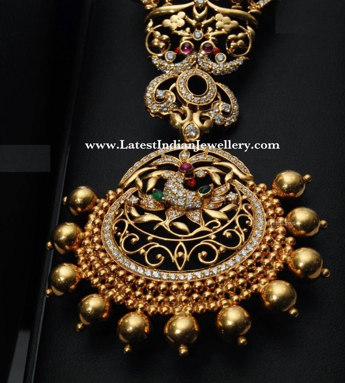designer diamond choti design