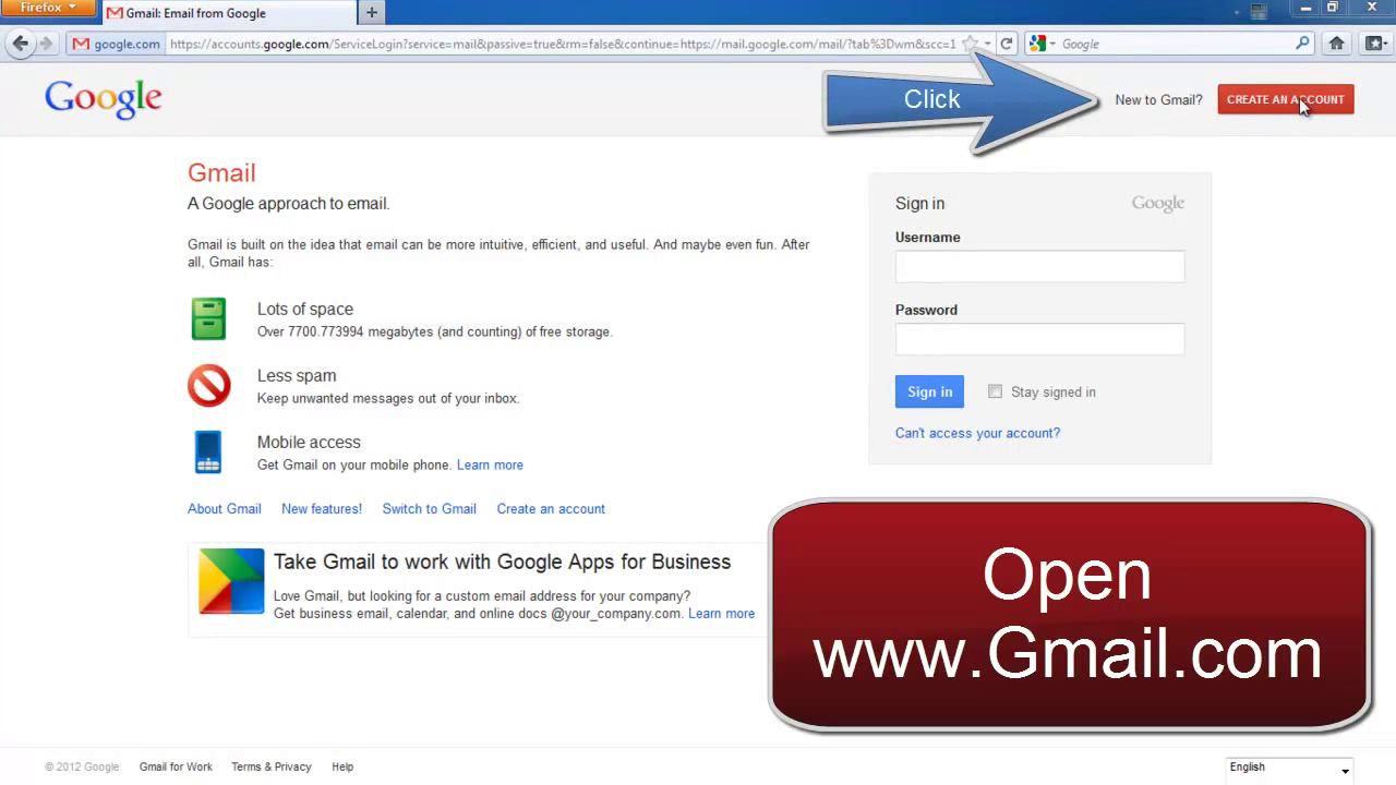 What Is a Gmail Account?