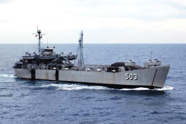 KRI Teluk Amboina (503)