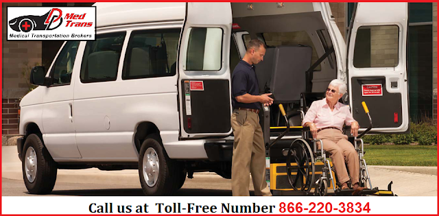 Transportation for Medical Appointments in Arizona