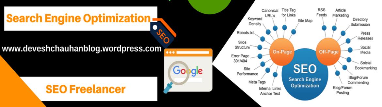 Search engine optimization | SEO freelancer Ahmedabad