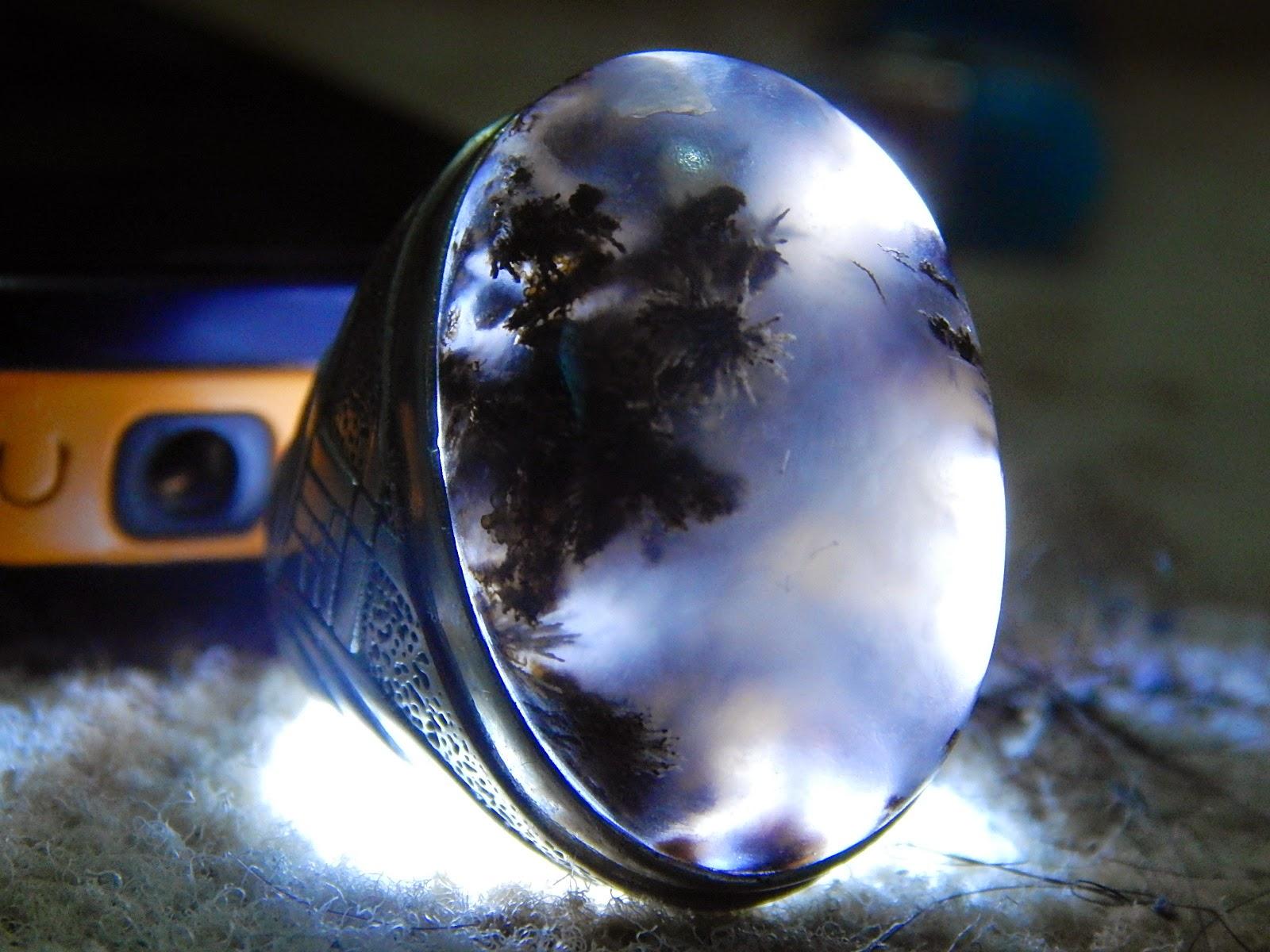 Batu Permata Bulu Perindu Sumbawa