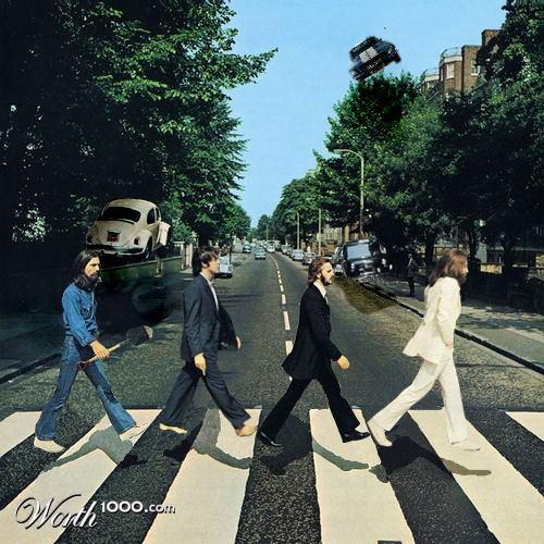 Abbey Road Full Album - Cover - YouTube