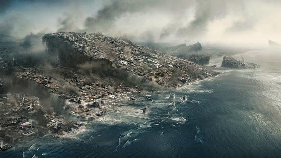 Ο μέγα-σεισμός στην αποκάλυψη του