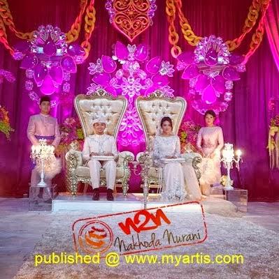 Adila ramly wedding