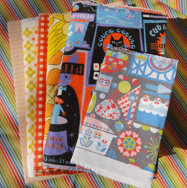 Fabric Cover Guest Book ~ Plannerisms christine s guest post fabric planner and