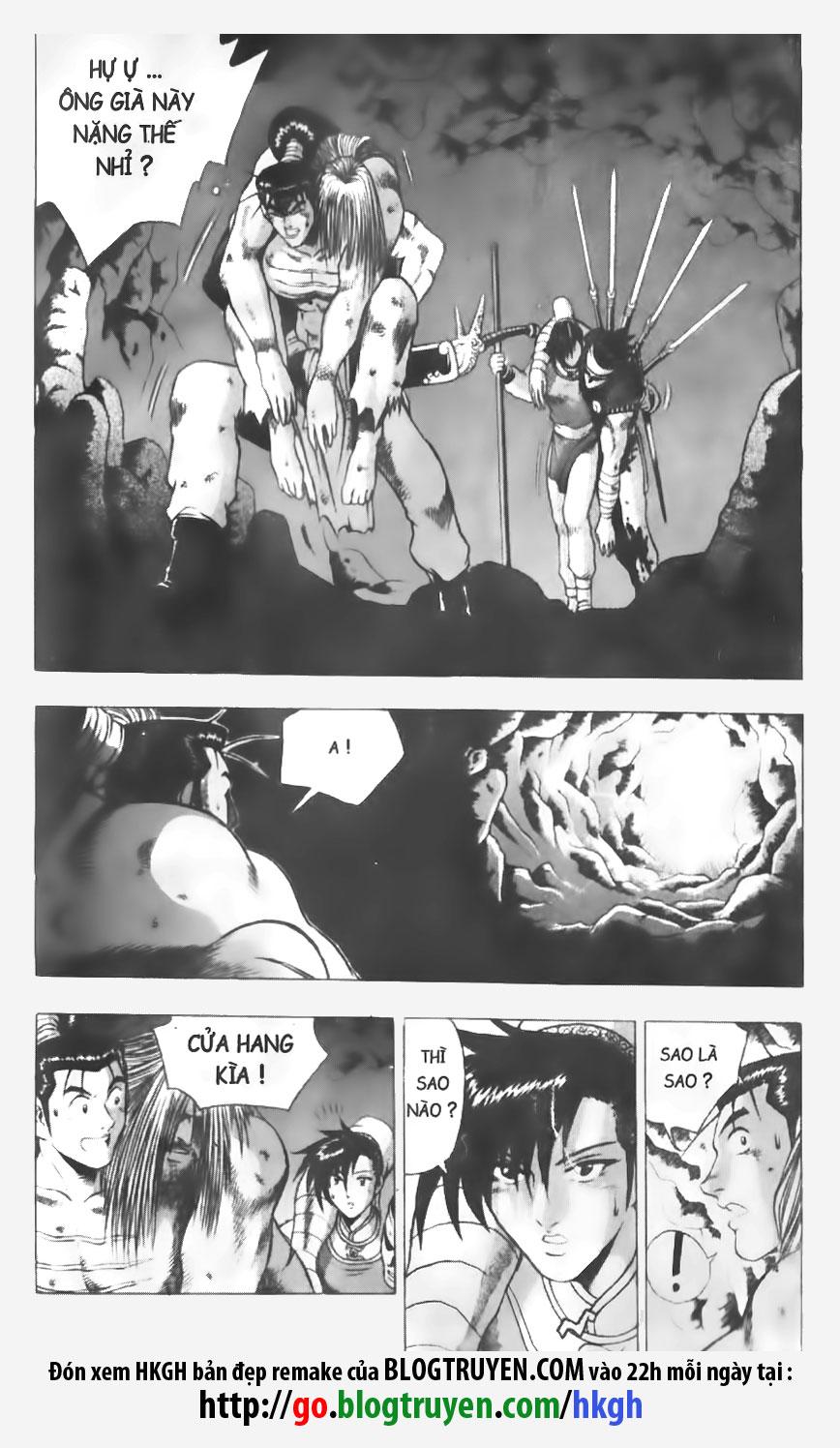 xem truyen moi - Hiệp Khách Giang Hồ Vol20 - Chap 133 - Remake