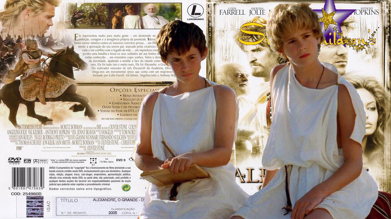 Alexandre o Grande Filme Wallpaper Alexander é um 2004 Filme