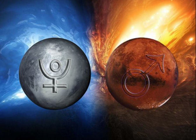 Finding your Passions with Mars & Pluto