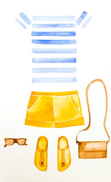 Ilustraciones de Serena Olivieri