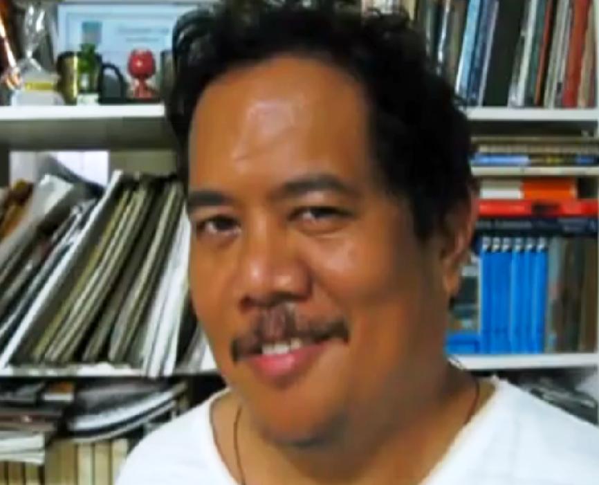 Creepy Mexican Smile Guy