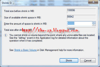 Cara Membuat Partisi Baru di Windows XP 7 Vista Tanpa Install Ulang