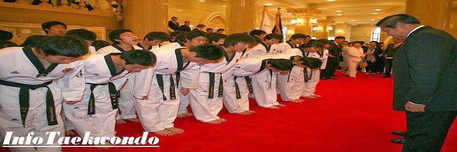Info Taekwondo Indonesia