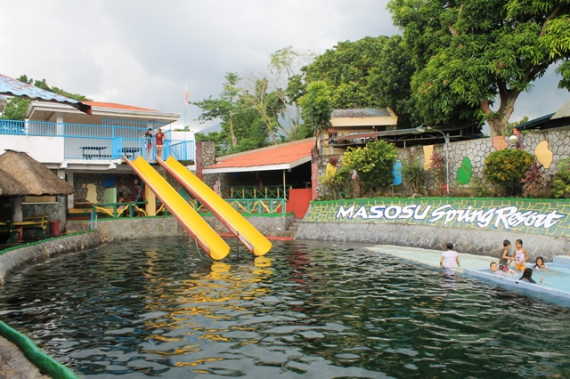 Accommodation Check Masosu Spring Resort Iriga City Philippines