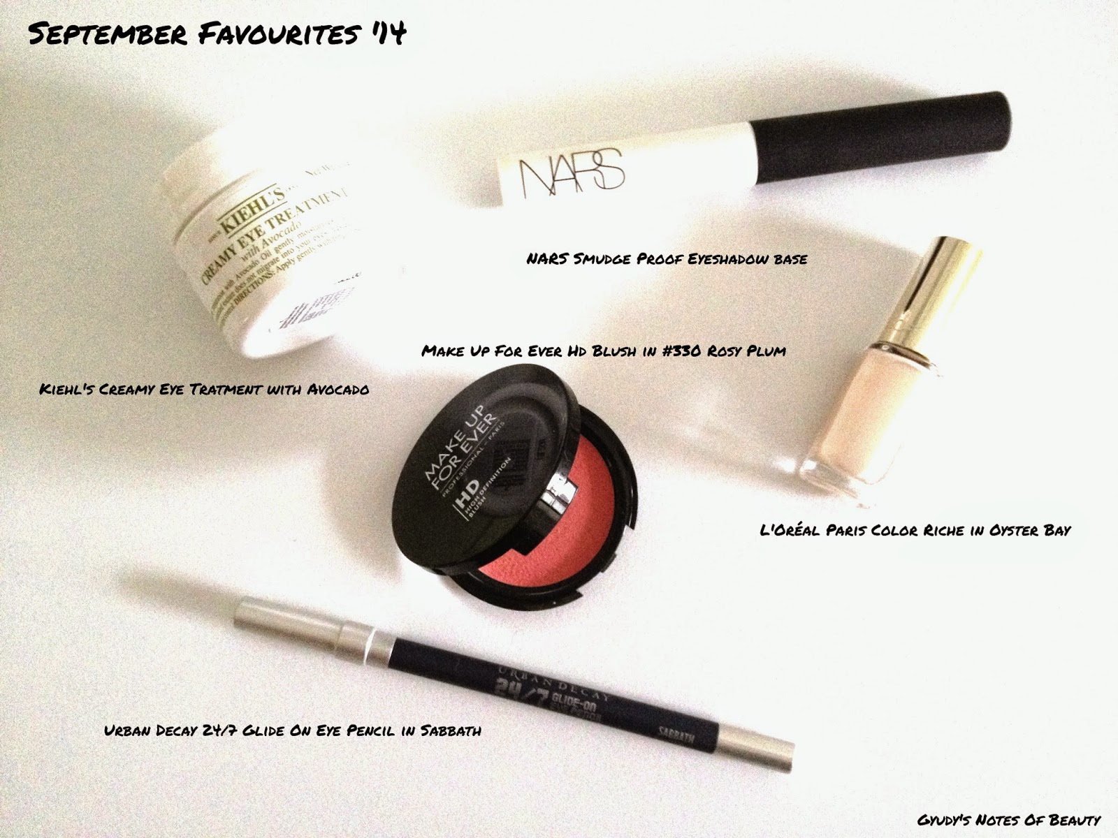 September Favourites