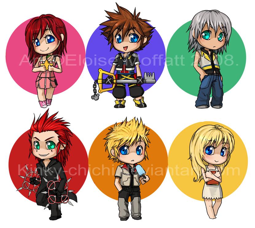 domingo  20 de fevereiro de 2011Xemnas Kingdom Hearts Chibi