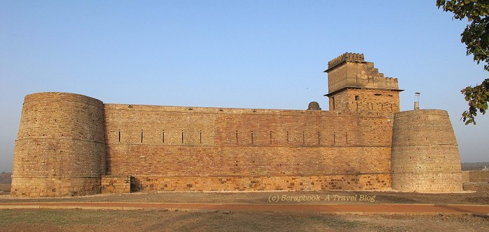 Chanderi Fort