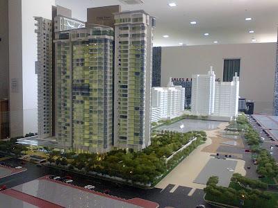 Model Damansara Uptown Phase 2 Uptown Residence