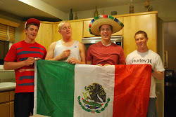 All Going to Mexico!!