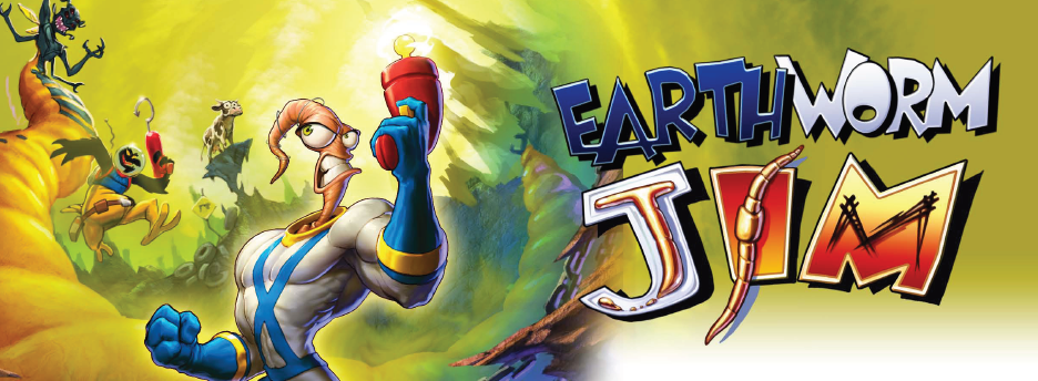Earth Jim Worm
