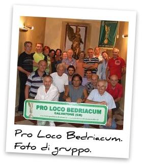 PRO LOCO BEDRIACUM - Calvatone