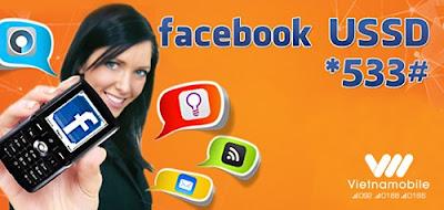 Vietnamobile ra mắt dịch vụ USDD Facebook lướt Facebook mọi nơi