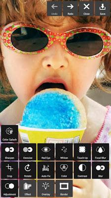 تطبيق Pixlr Express لمعالجة وتحرير وإصلاح الصور لنظام وهواتف أندرويد APK-2-0-1