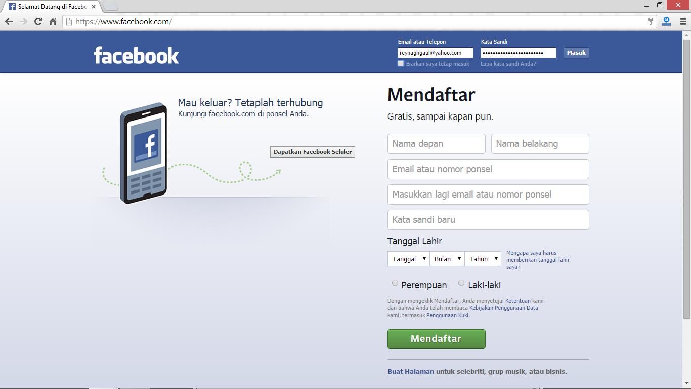 Cara Mengetahui Siapa Yang Melihat Facebook Kita