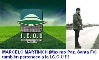 Miembro fundador de I.C.O.U