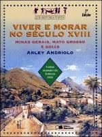 livro Viver e Morar no Sec Xviii