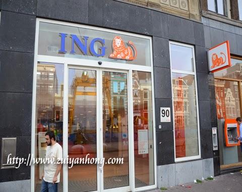Amsterdam Ing Bank