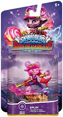 TOYS : JUGUETES - Skylanders Superchargers - Splat  Figura - Muñeco | Videojuego  Producto Oficial 2015 | Activision | A partir de 6 años  Comprar en Amazon España & buy Amazon USA