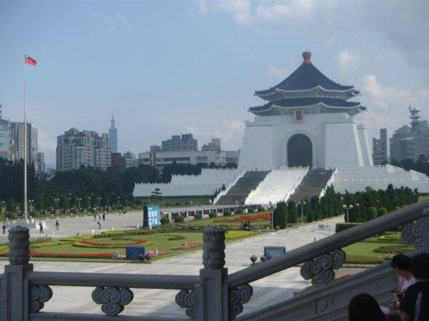 chiang kai shek, memorial hall, taipei, taiwan