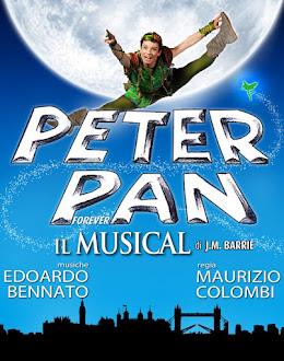 """""""PETER PAN"""" regia di Maurizio Colombi"""