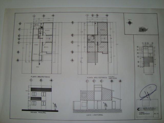 2 2 5 blog de un estudiante de arquitectura planos for Planos de arquitectura