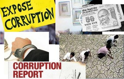 english essays corruption india India against corruption attracted high-profile support for the campaign from bollywood stars, the internet-savvy, and mainstream english-language news media.