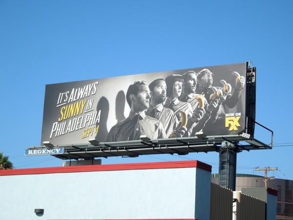 Always Sunny in Philadelphia 9 billboard