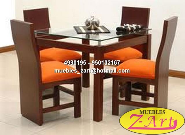 Abril 2012 comedores modernos for Muebles para comedor modernos