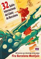 32è SALÓ INTERNACIONAL DEL CÒMIC DE BARCELONA