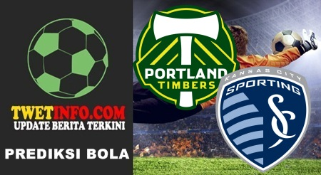 Prediksi Portland Timbers vs Sporting KC, USA MLS 10-09-2015