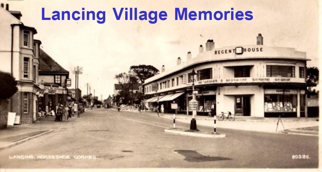 Lancing Village Memories
