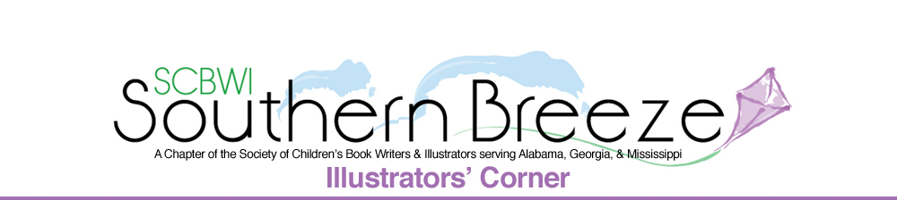 Southern Breeze Illustrators