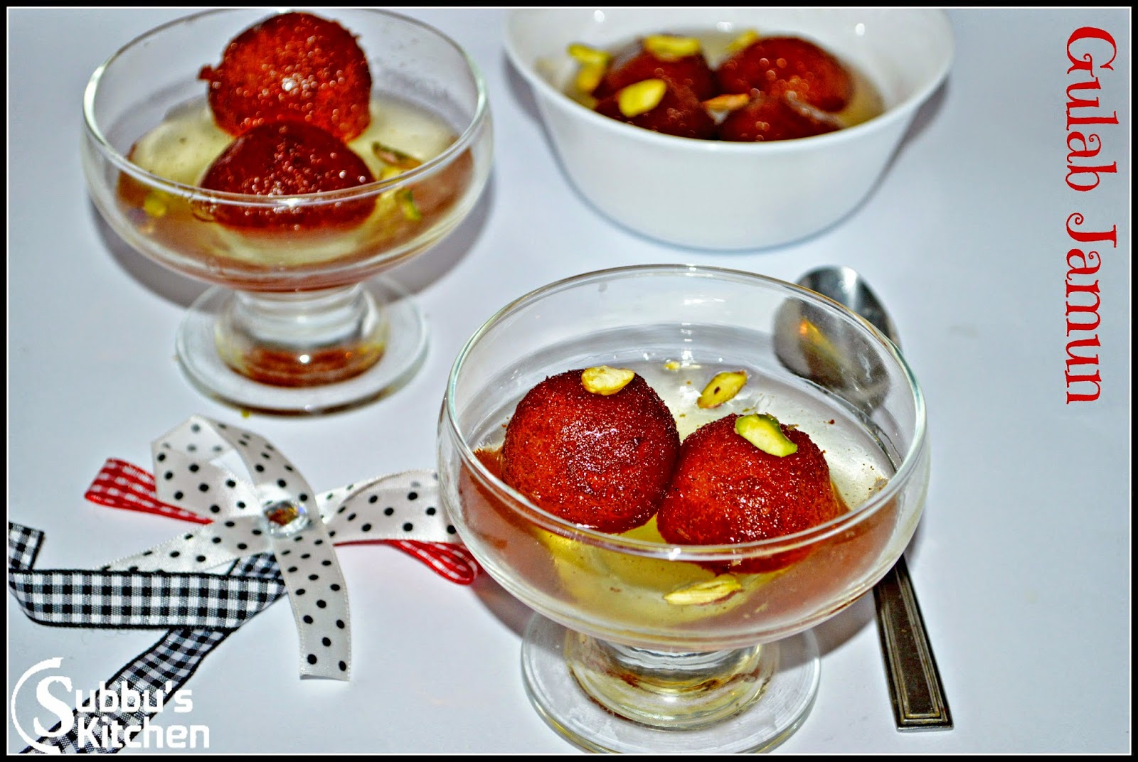 Gulab Jamun is a famous dessert. Learn the recipe for Gulab Jamun with step by  step instructions and pictures