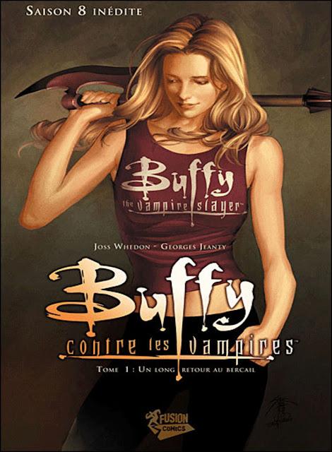 Buffy contre les vampires Saison 8 Un long retour au bercail