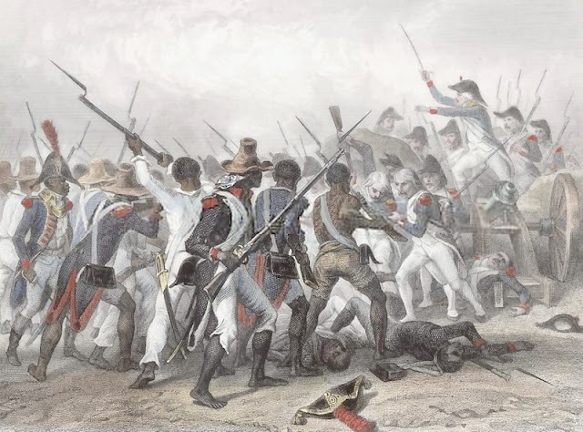 Battle of Vertieres, 1803