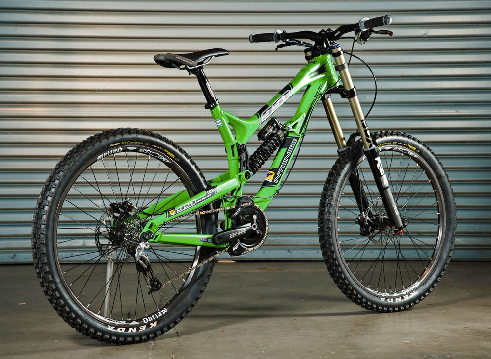 Klasifikasi Sepeda Gunung Alief Syahru