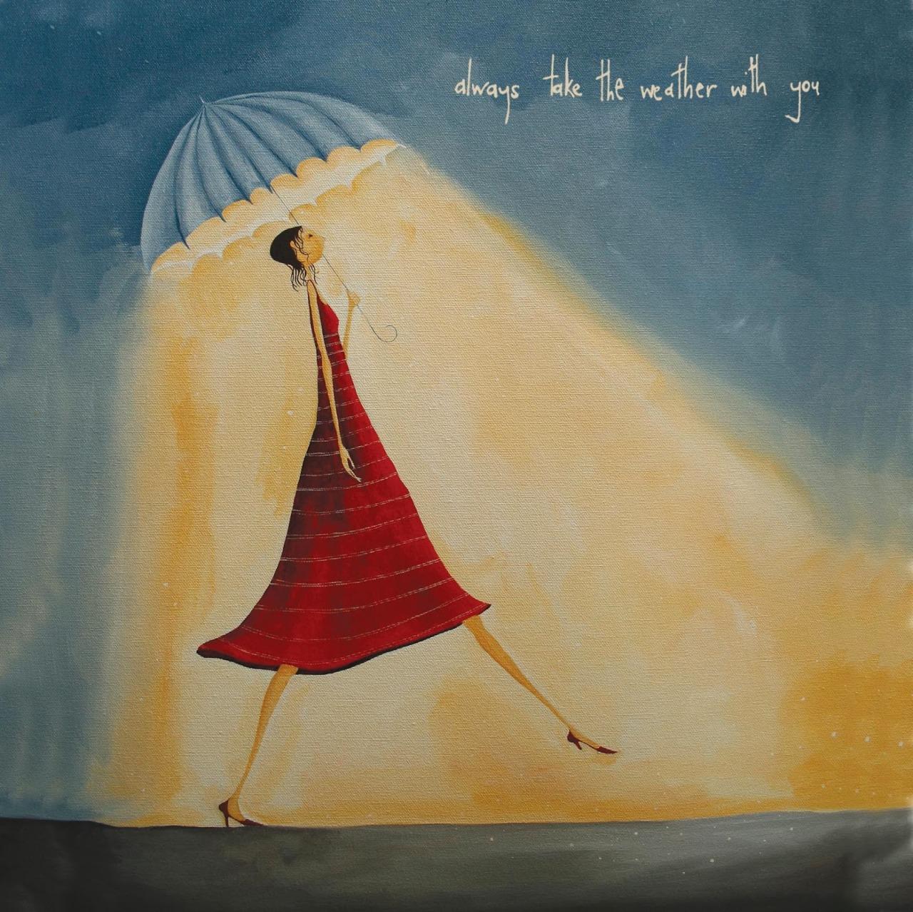 A firmeza nos passos - Arte:  Crispin  Korschen